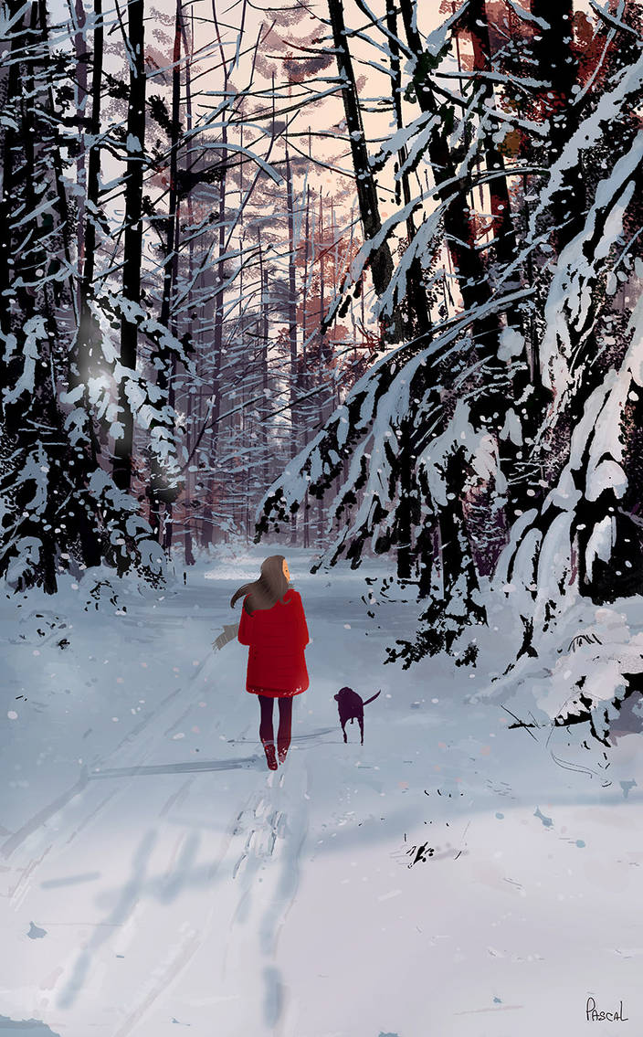 Just walk. by PascalCampion