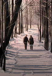 The walk through by PascalCampion