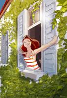 GOOOOOOOOOOD MORNING! by PascalCampion
