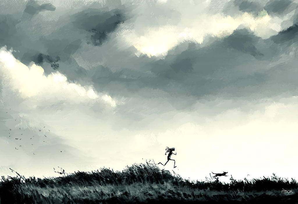The run. by PascalCampion