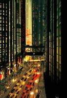 City lights. by PascalCampion