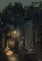 Just a feeling. by PascalCampion