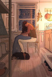 It s a hard hard world out there. by PascalCampion