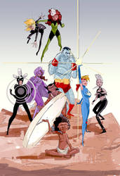 x-men favourites by Paddyssis2706 on DeviantArt