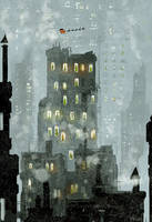 Estimated time of Arrival  a few days. by PascalCampion