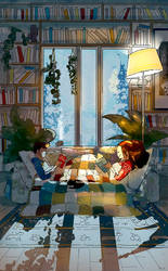 Toasty Comfy by PascalCampion