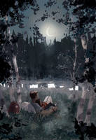Moon by PascalCampion