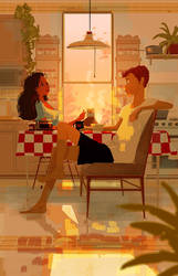 The most important meal of the day. by PascalCampion