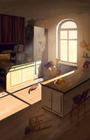 The hard days. by PascalCampion
