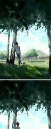One day at the park. by PascalCampion