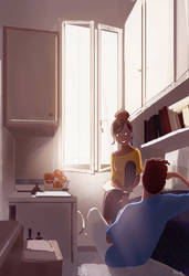A simple talk. by PascalCampion