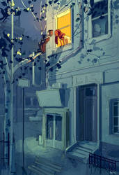 I was just in the neighborhood.... by PascalCampion