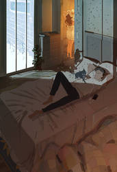 Oh, so NOW We're friends. by PascalCampion