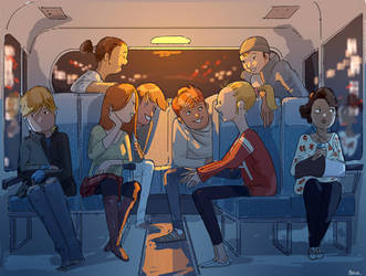 The Bus. by PascalCampion