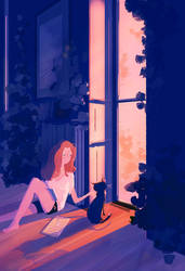 Final stretch before Summer Break by PascalCampion
