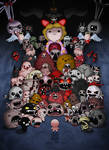 Binding of Isaac: Afterbirth [ALL BOSSES] COMPLETE