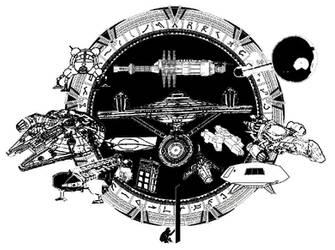 Sci Fi 2 by cirwintech