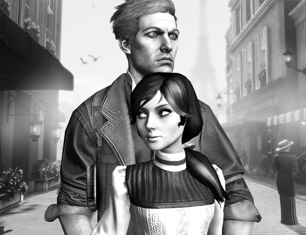 bioshock infinite elizabeth and booker relationship