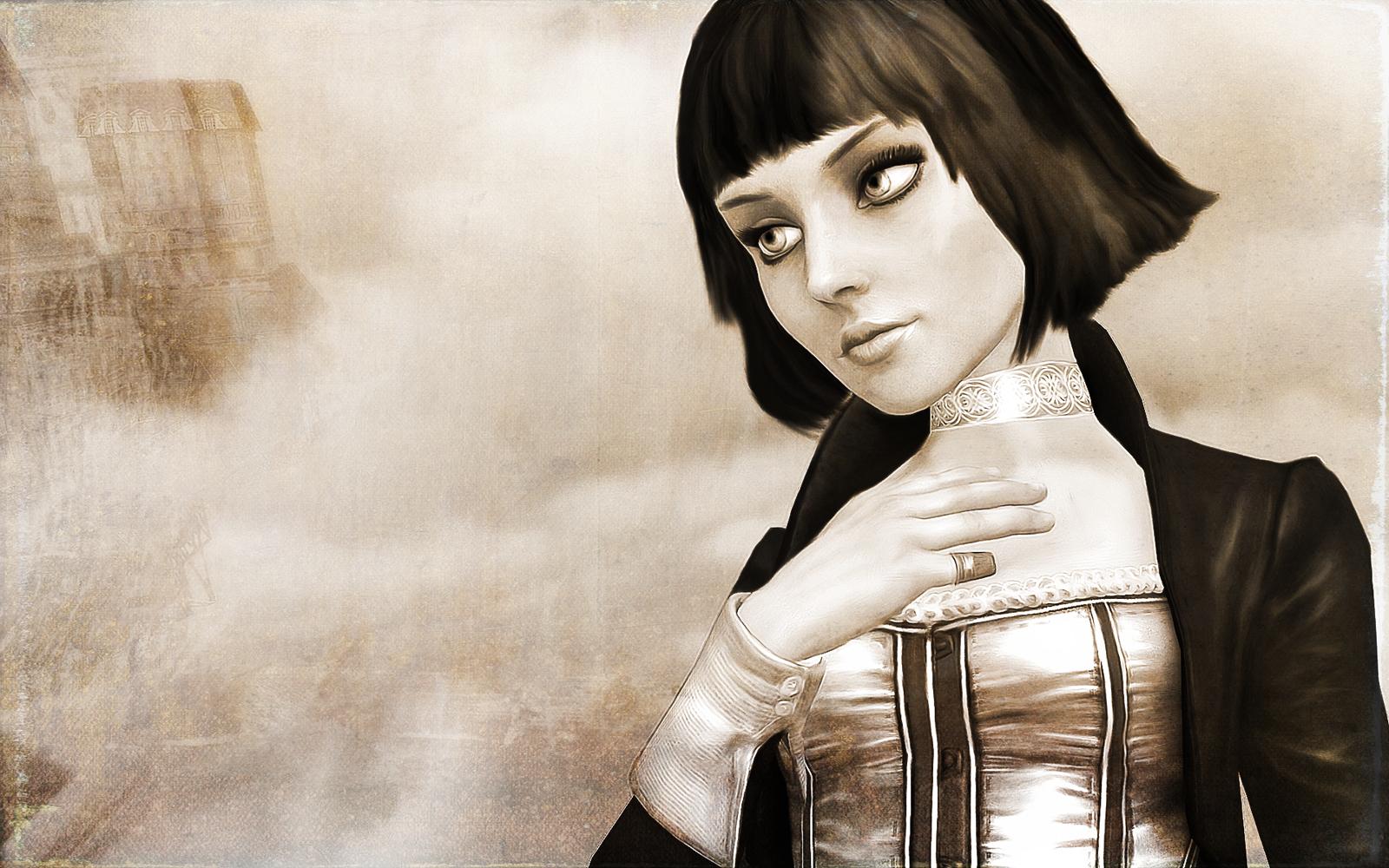Bioshock Infinite - Elizabeth Columbia Wallpaper by WhrAreMyDragons