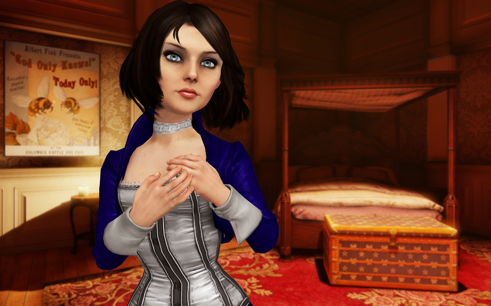 elizabeth bioshock infinite wallpapers - photo #14