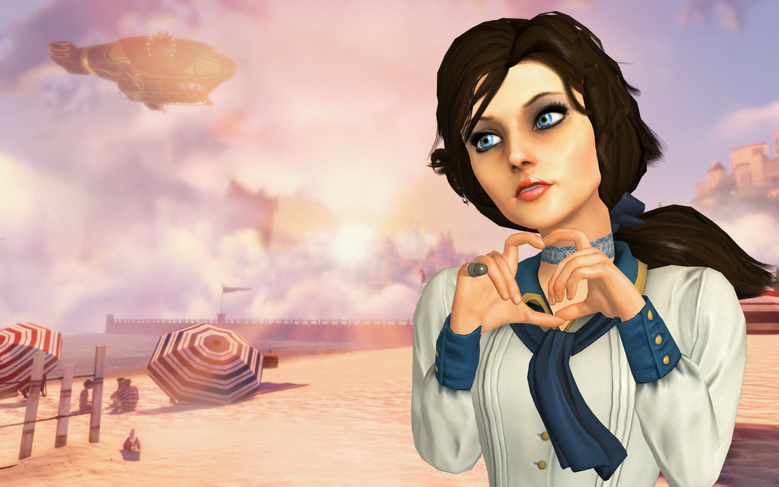 BioShock Infinite - Elizabeth Wallpaper 9 by ...