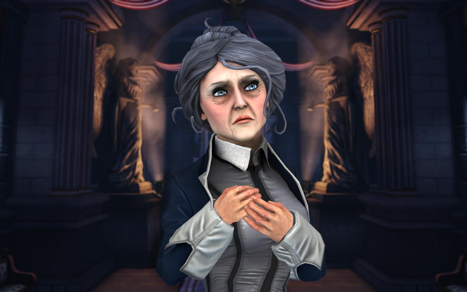 BioShock Infinite - Elizabeth Wallpaper 11 by WhrAreMyDragons on ...
