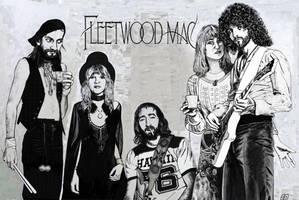 Fleetwood Mac by Triple5Sellout