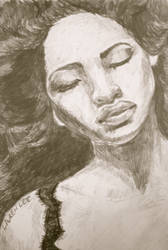 In the Wind by LaurenJLee