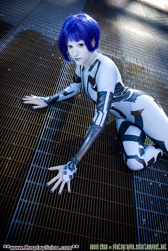 Halo 3 Cortana by The-Cosplay-Scion