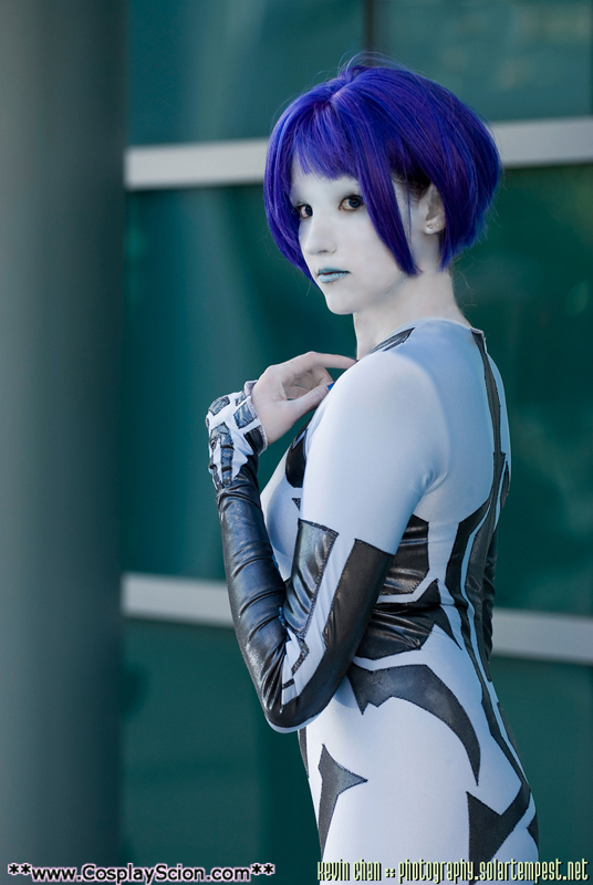 Cortana Costume by The-Cosplay-Scion