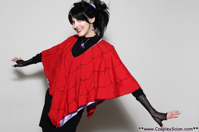 lydia deetz costume by the cosplay scion