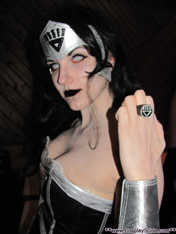 Black Lantern WW Teaser by The-Cosplay-Scion