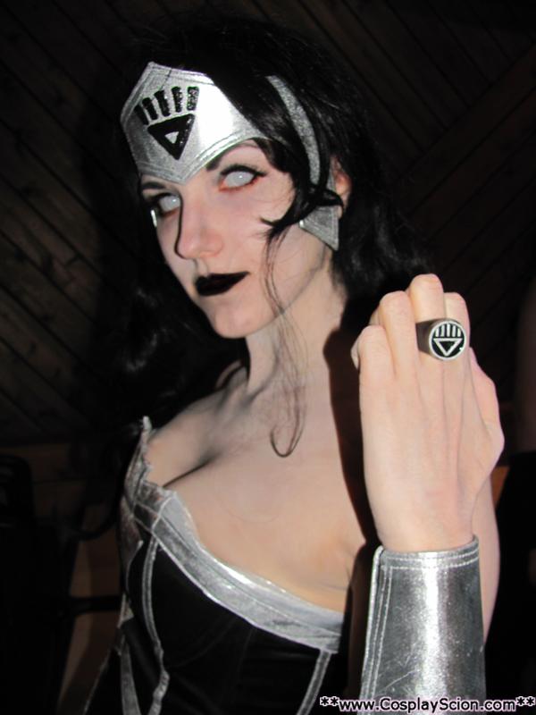 Black Lantern WW Teaser by The-Cosplay-Scion