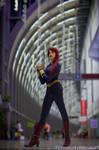 Black Widow Natalia by The-Cosplay-Scion