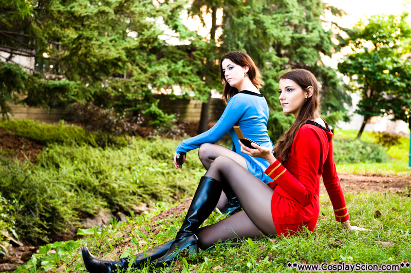 To Boldly Go by The-Cosplay-Scion