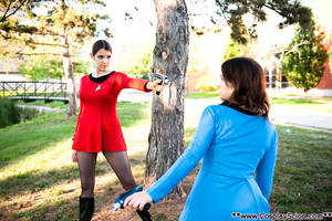 Red Shirt's Revenge by The-Cosplay-Scion