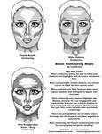 Basic Makeup Contouring