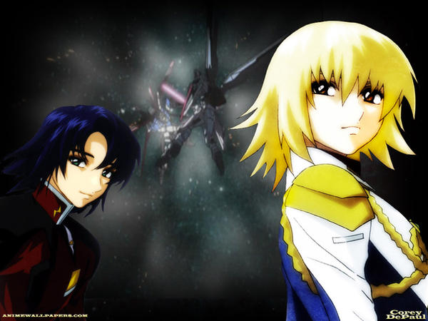 gundam seed cagalli and athrun meet me in st