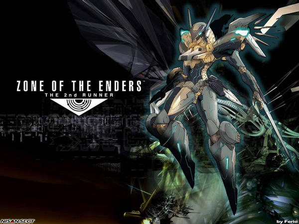 Going in Strong Zone of the Enders 2nd Runner HD Part 23 Jehuty vs ...