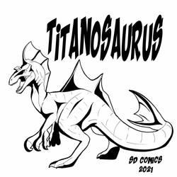 Titanosaurus (Kaiju Redesign)