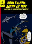 Agents of MDF Kingdom of Sharks!