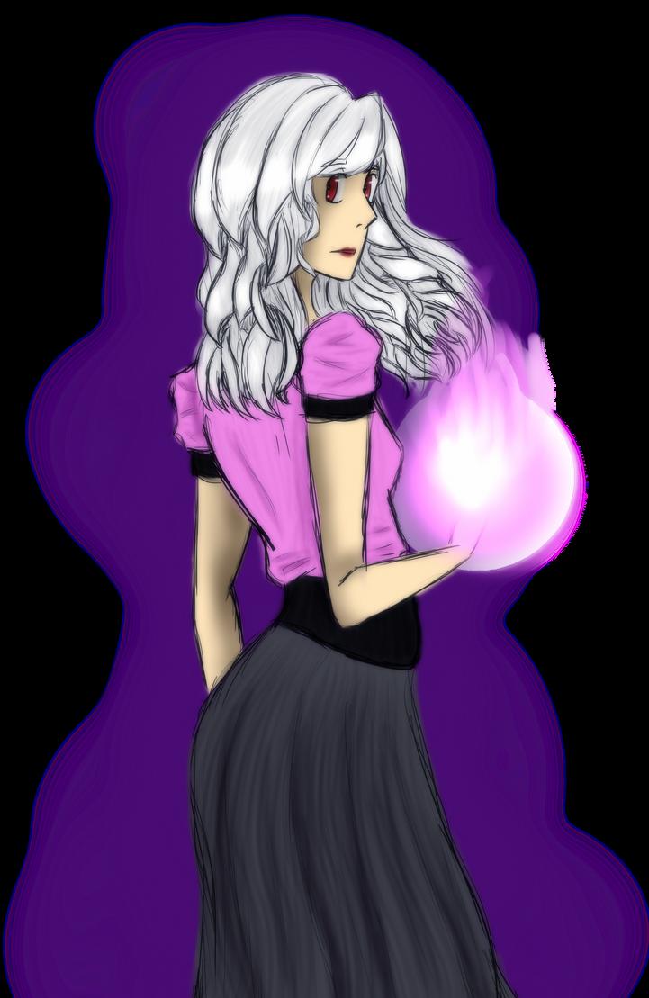 Aura - Cover Art by SkyeeLine