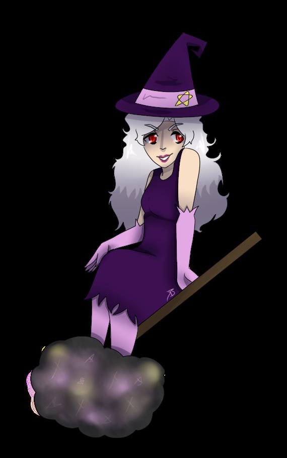 Ary - Witch by SkyeeLine
