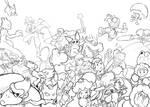 Smash. unfinished version