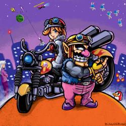 Funky Bikers