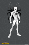 Say hello to the White suited Spider-Man