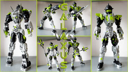 Galaxus VI by Jellytie