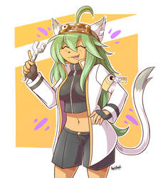Solatorobo Suzette