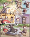 Treasure hunting shenanigans by HowSplendid