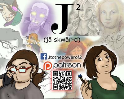 jsquared, artists for hire by Nadroj-kun